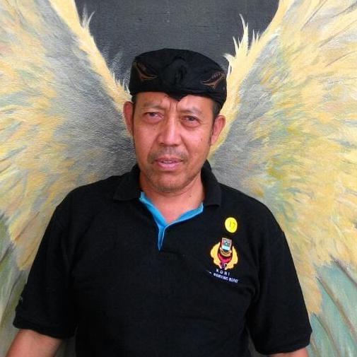 Almarhum H Sumardianto, Ketua Binpres KONI Bandung Barat