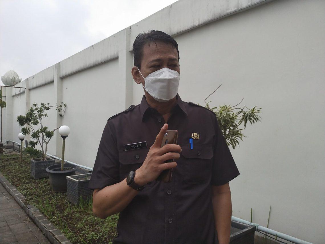 Kepala Dinas Perindustrian dan Perdagangan Bandung Barat, Ricky Riyadi (Foto: Heni Suhaeni/dara.co.id)