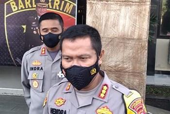 Kapolresta Bandung, Kombes Pol Hendra Kurniawan