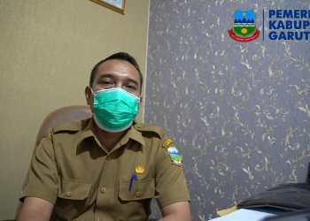 Kabid Pencegahan dan Pengendalian Penyakit (Kabid P2P) Dinas Kesehatan (Dinkes) Kabupaten Garut, Asep Surahman