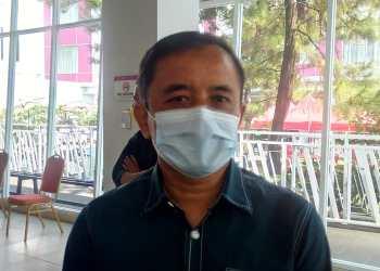 Kepala Disparbud Kabupaten Garut, Budi Gan Gan. (Foto: dara.co.id)