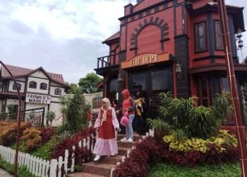 Tempat Pariwisata yang ada di daerah Lembang, KBB