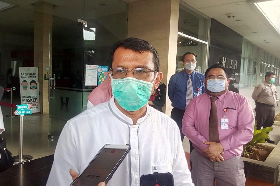 Wakil Bupati Garut, dr. Helmi Budiman.
