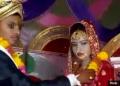 Pengantin pria Manjesh Kumar bersama calon istrinya, Surbhi, sebelum meninggal (Foto: Mirror.co.uk/viva.co.id)