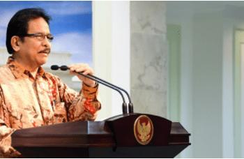 Menteri ATR/BPN Sofyan Djalil. (Foto: Setkab RI)