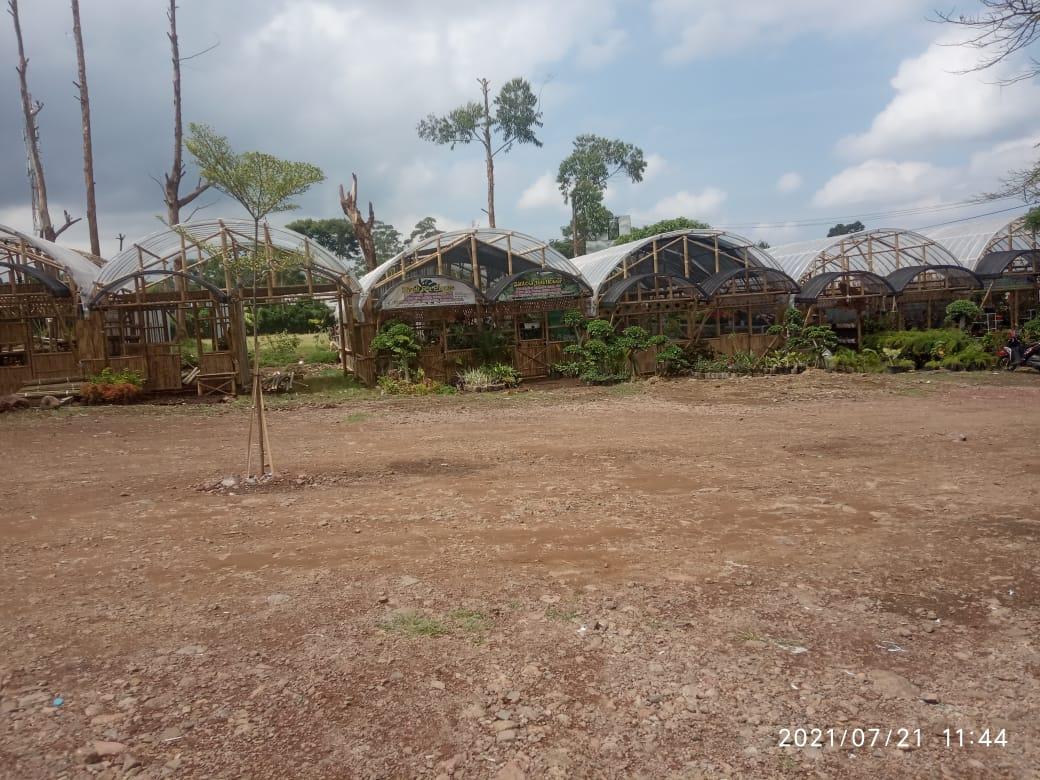 Rest Area di Desa Kertawangi (Foto: Heni Suhaeni/dara.co.id)