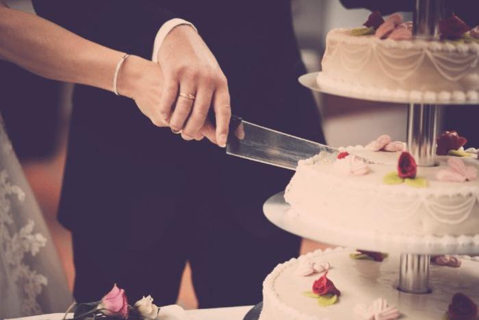 Ilustrasi resepsi pernikahan. /Pexel/Rene Asmussen/Hallo!bogor