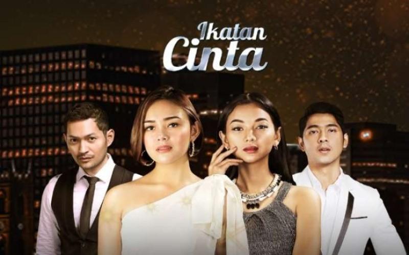 Sinetron Ikatan Cinta, mendominasi penghargaan IDSA 2021 (Foto: Bisnis.com)