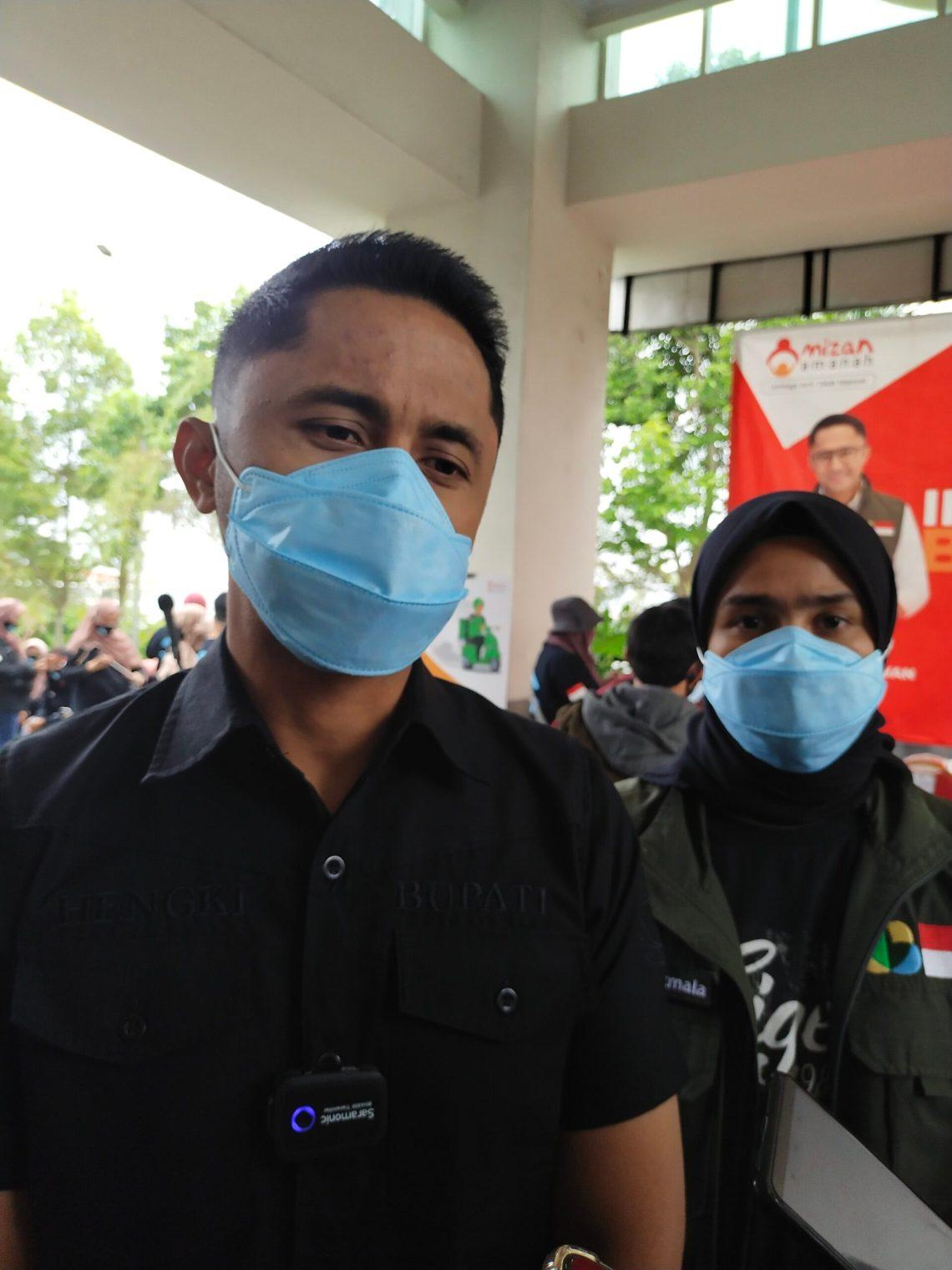 Pelaksana Tugas (Plt) Bupati Bandung Barat, Hengki Kurniawan (Foto: Istimewa)