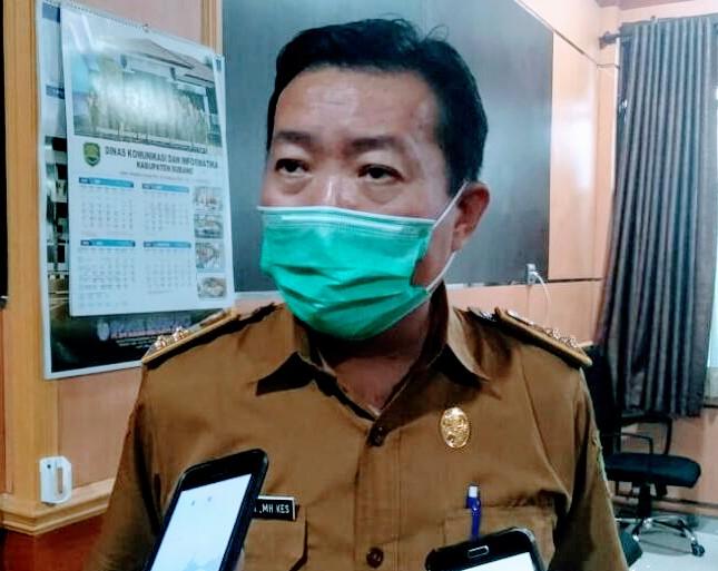 Kepala Dinas Kesehatan  Kabupaten Subang dr Maxi (Foto: Istimewa)
