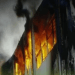 Lembaga Pemasyarakatan Lapas Kelas I Tangerang, Banten terbakar,  dan menewaskan setidaknya 40 orang. (Foto: istimewa)