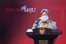 Menteri Sosial Tri Rismaharini (Foto: Okezone)