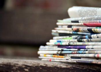 Ilustrasi koran (Foto: Pixabay)