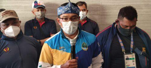 Gubernur Jawa Barat, Ridwan Kamil. (Foto : Humas PB PON)