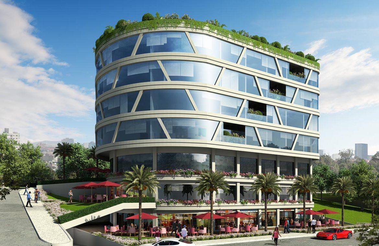 مكاتب فاخرة للبيع فى اسطنبول ضمن منطقة كاغيت هانه