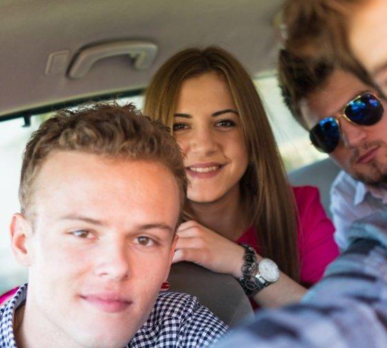 University Ride Sharing Apps