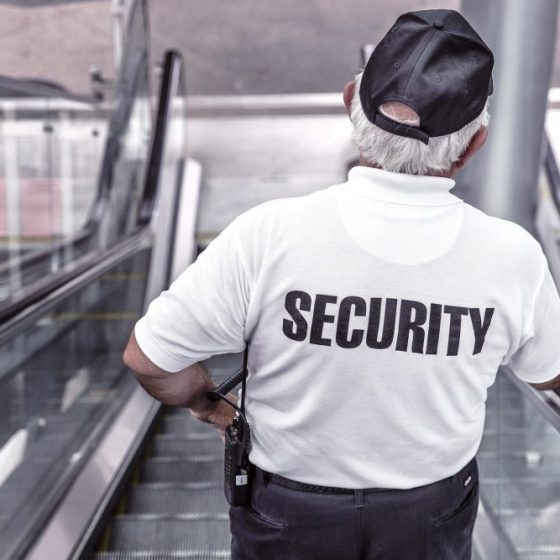 security guard startup business