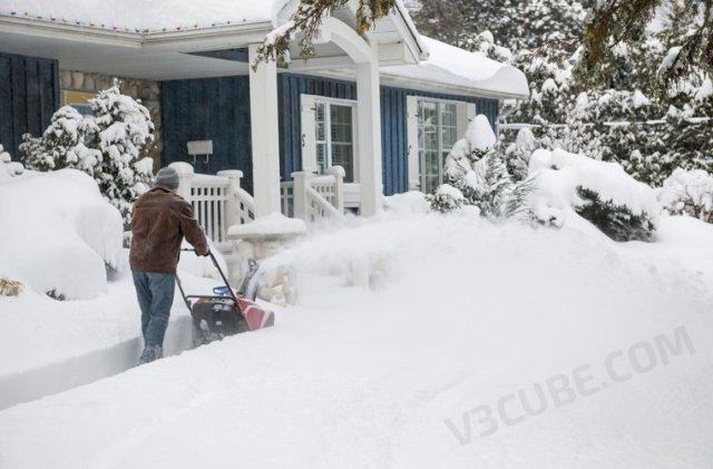 snow plough app