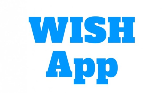 wish shopping app