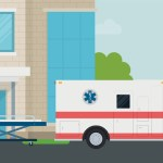 Emergency rescue with Uber for ambulances