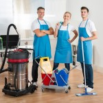 Make your house look gleaming with House cleaning service app