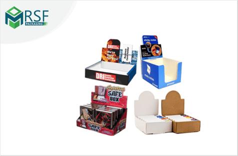 retail box printing