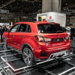 Mitsubishi ASX 2020 is fourth restyling of the same car