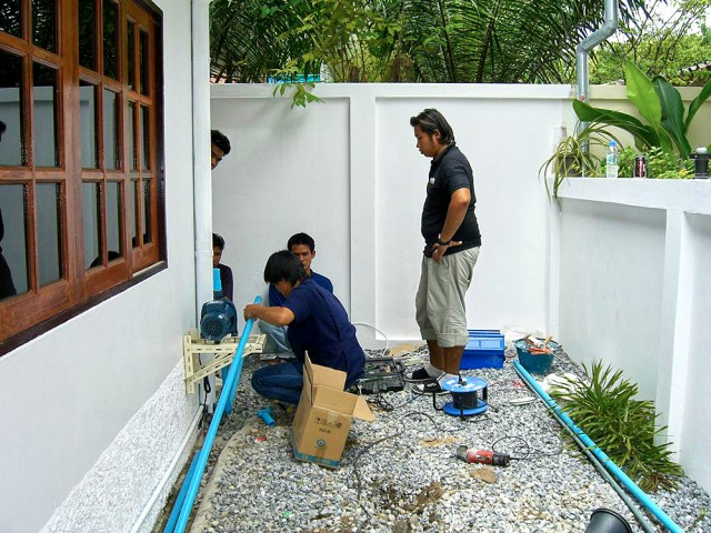 Property Maintenance Company in Pattaya