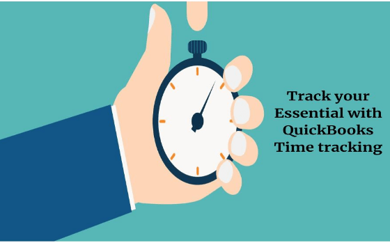 QuickBooks Time tracking