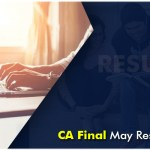 How to Check ICAI CA Final Result May 2019
