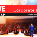 Virtual Reality (VR) & Live Streaming – The Growing Trends For Corporate Events