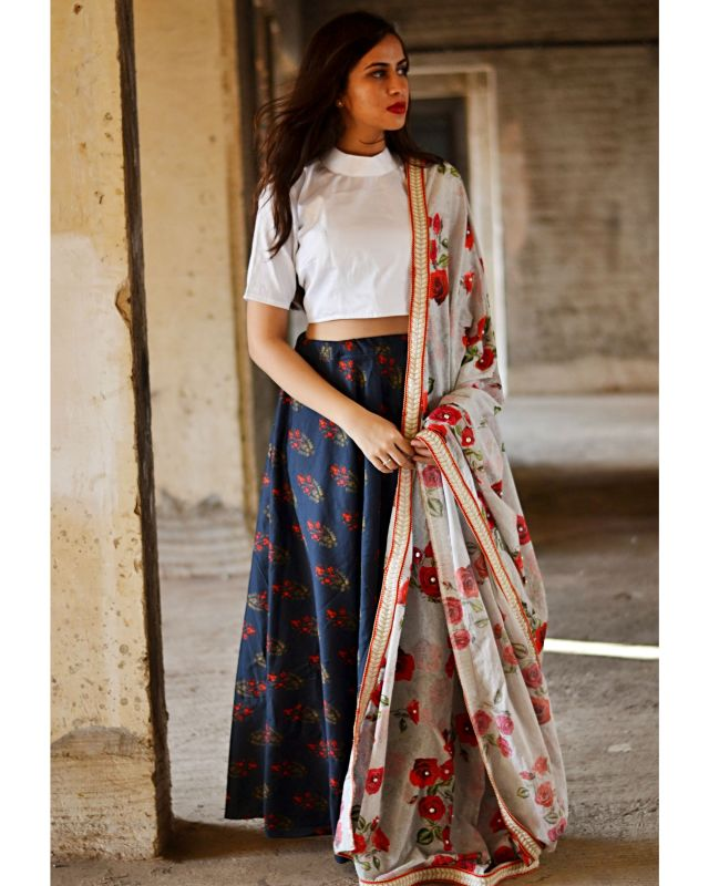 LEHENGAS AND GHAGRAS
