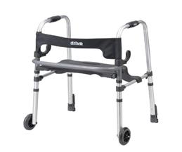 Drive Medical Clever-Lite LS Rollator Walker