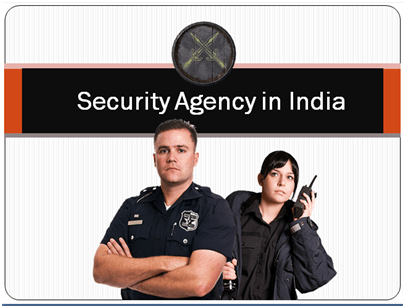security agency In India