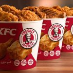 How KFC do offers the best features in the food ordering app for customers?