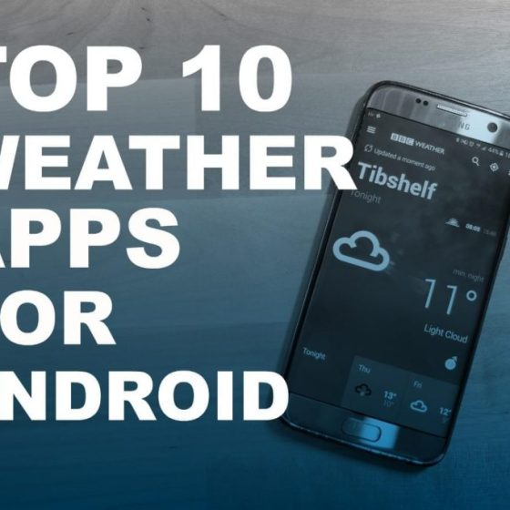 android climate apps