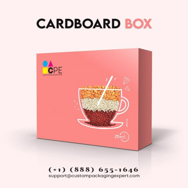 Custom Cardboard Boxes with Logo