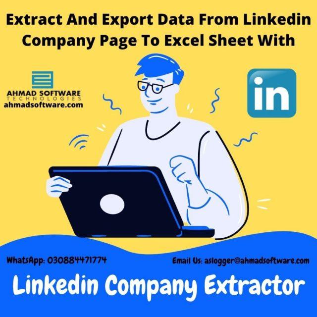 LinkedIn Phone Number Extractor
