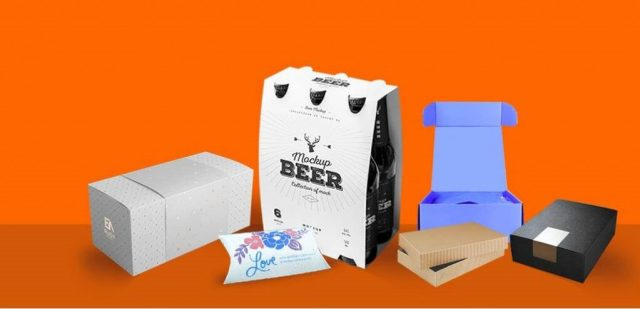 oil essential boxes packaging