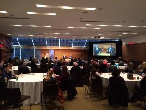 A view of the Mesh Marketing Attendees