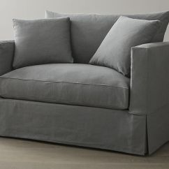 Sleeper Chair Twin Bar Size Facilitate Your Living Room By Holding Chairs Amazing Willow Sofa And A Half