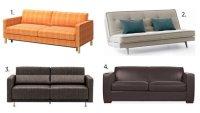 Cool Sofa Beds Cool Sofa Beds Bisontperu - TheSofa