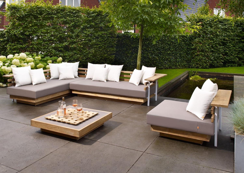 outdoor sofa lounge furniture large fabric corner uk settings