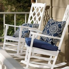 Best Outdoor Rocking Chairs 2017 Eames Aluminum Group Lounge Chair Seating That Is Sure To Please For