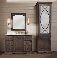 Bathroom Vanity And Linen Closet Combo - Bathroom Design Ideas