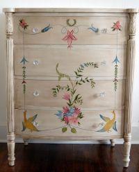 Unique paint furniture ideas - darbylanefurniture.com