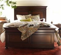Wood Bed frame furniture can do wonders for your interiors ...