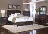 Choosing the appropriate dark wood bedroom furniture ...