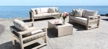 Modern Aluminum Patio Furniture