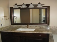 Framed Bathroom Vanity Mirrors